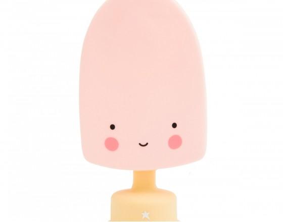 Детский ночник Pink Lolly Ice Cream