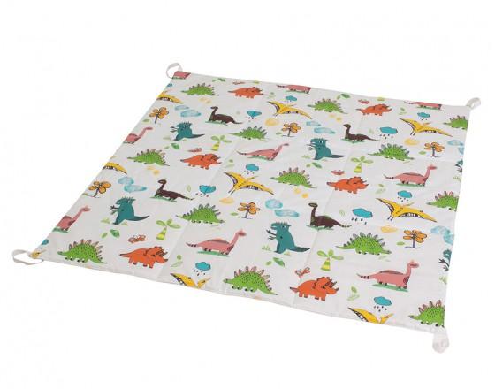 Стеганый игровой коврик Dino