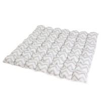 Игровой коврик Бомбон Grey Zigzag