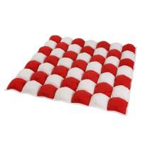Игровой коврик Бомбон Simple Red