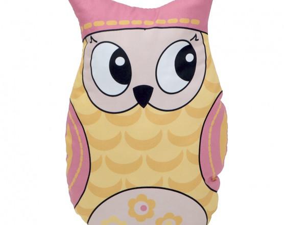 Подушка Yellow Owl