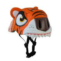 Шлем Orange Tiger 2017 NEW (Оранжевый Тигр) Crazy Safety