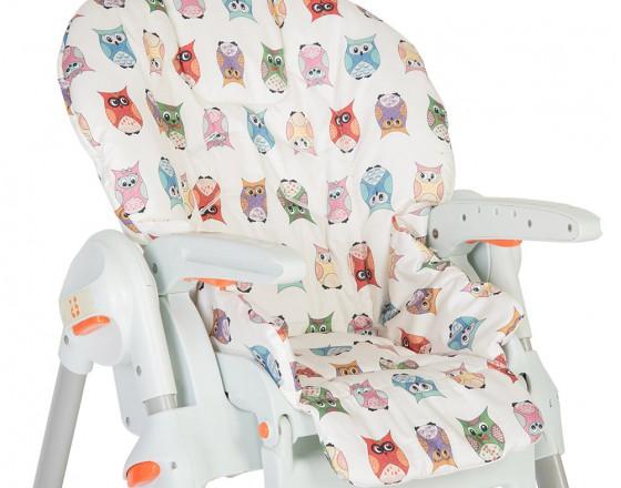 Съемный чехол Funky Owl для стульчика для кормления