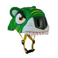 Шлем Green Tiger 2017 NEW (Зеленый Тигр) Crazy Safety