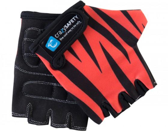 Перчатки Orange Tiger (Оранжевый Тигр) Crazy Safety