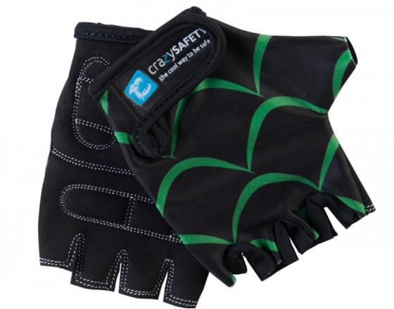 Перчатки Black Dragon (Черный Дракон) Crazy Safety