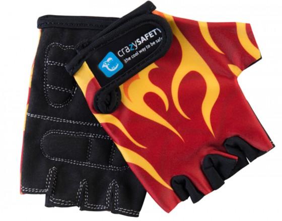Перчатки Chinese Dragon (Китайский Красный Дракон) Crazy Safety