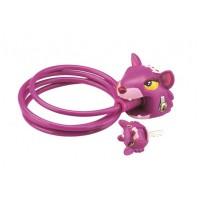 Замок велосипедный Chesire Cat (Чеширский Кот) Crazy Safety