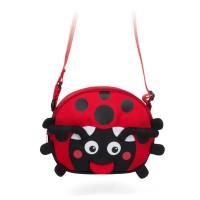 Детская сумочка Lilly Ladybird (Affenzahn)