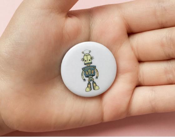Значок Robot Vincent