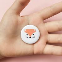 Значок Funny Fox