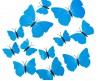 Комплект 3D наклеек Butterflies с магнитами