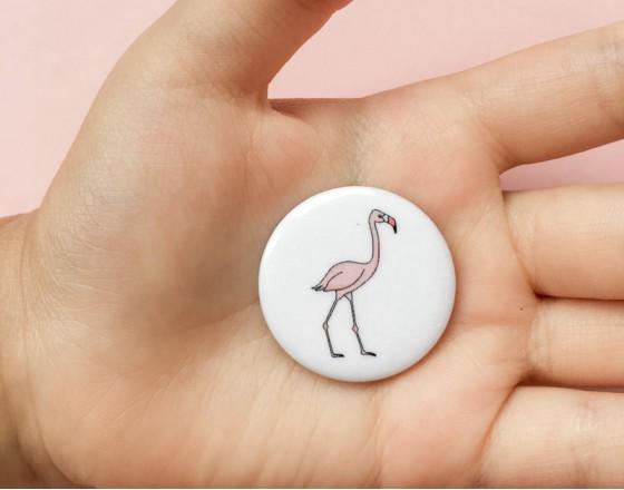 Значок Flamingo