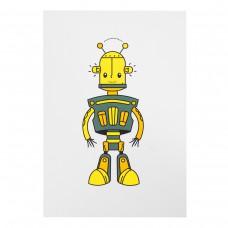 Открытка Robot Vincent