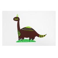 Открытка Бронтозавр Андрей