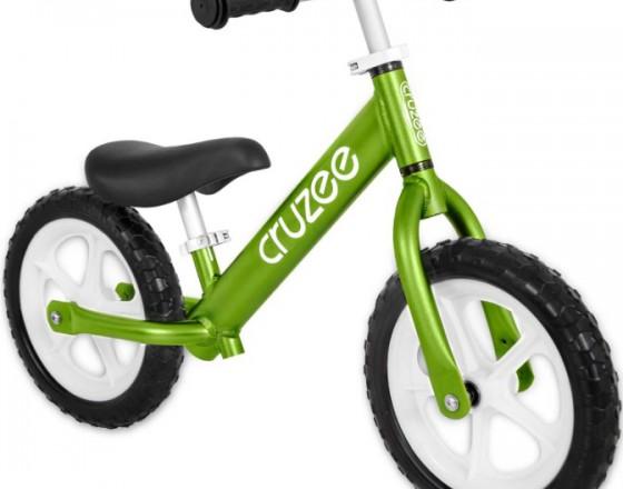 Беговел Cruzee зеленый