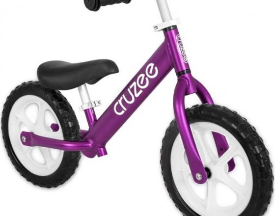 Беговел Cruzee фиолетовый