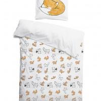 Комплект детского постельного белья Лиса