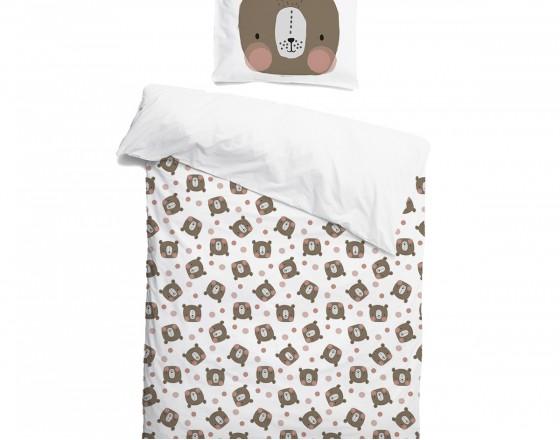 Комплект детского постельного белья Мишки