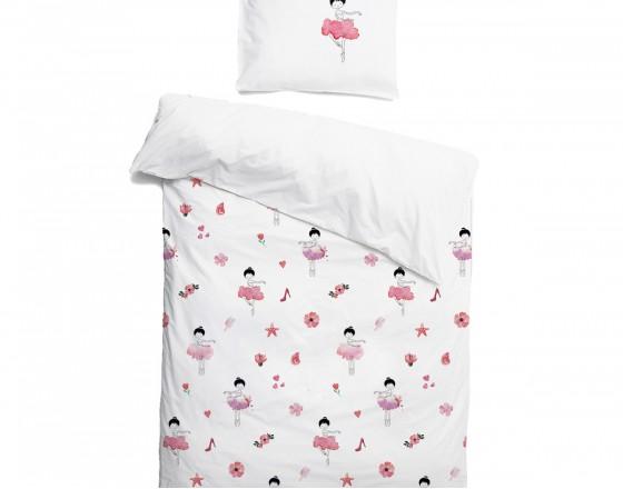 Комплект детского постельного белья Балерины