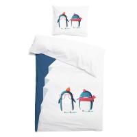 Комплект детского постельного белья Пингвины