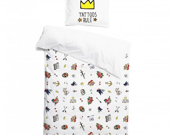 Комплект детского постельного белья Tattoo Rule