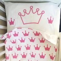Комплект детского постельного белья Корона