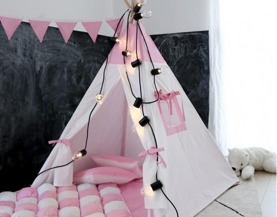 Вигвам для детей Simple Pink