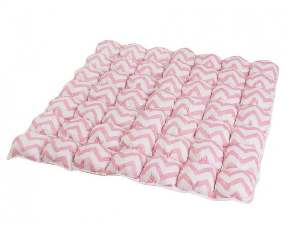 Игровой коврик Бомбон Pink Zigzag