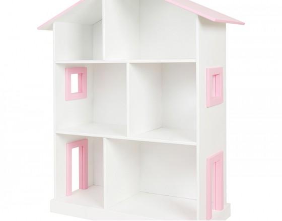 Кукольный дом Manchester розовый