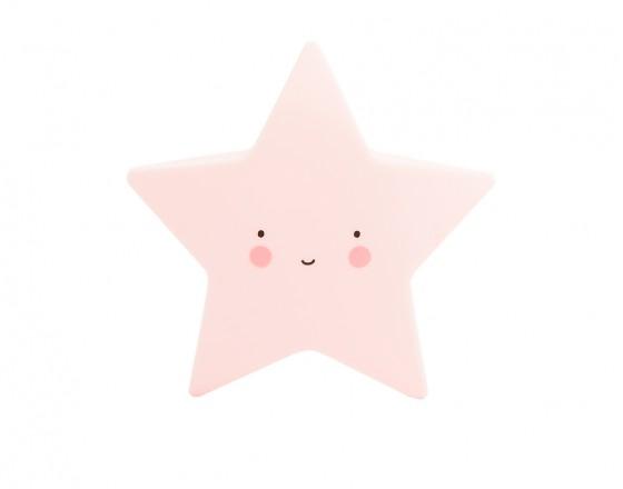 Детский ночник Pink Star