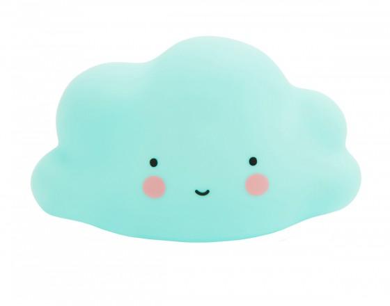 Детский ночник Blue Cloud