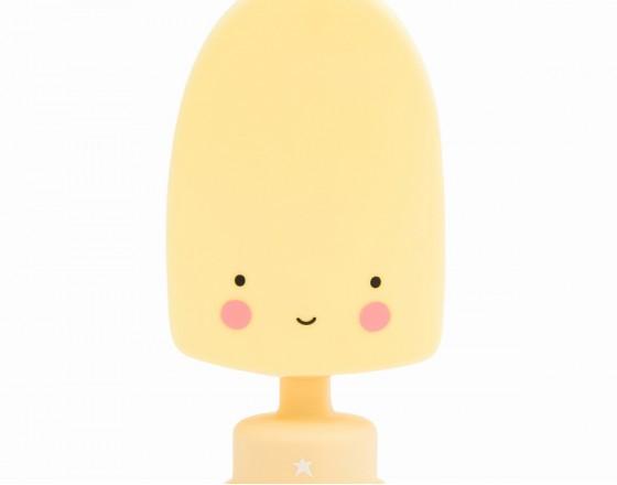 Детский ночник Yellow Lolly Ice Cream