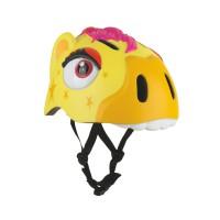 Шлем Yellow Zebra 2018 (Желтая Зебра) Crazy Safety