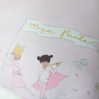 Комплект детского постельного белья Magic Parade