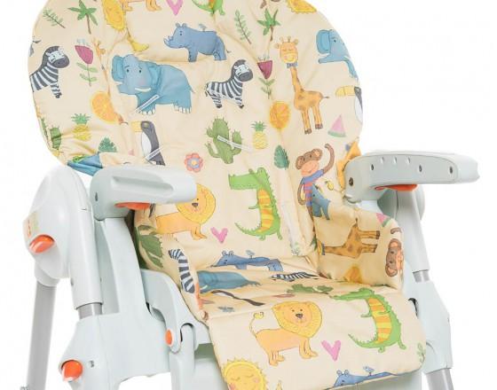 Съемный чехол Safari для стульчика для кормления