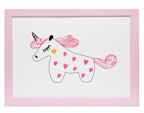 Постер Pink Unicorn