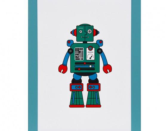 Постер Robot Martin