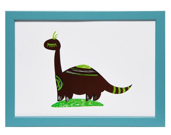 Постер Бронтозавр Андрей