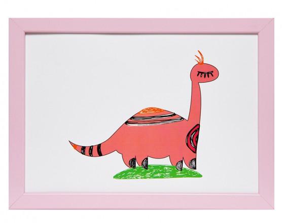 Постер Бронтозавр Маша