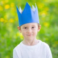 Детская корона Navy