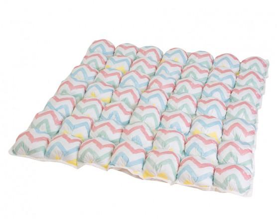 Игровой коврик Бомбон Rainbow Zigzag