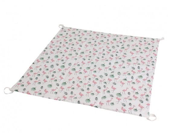 Стеганый игровой коврик Flamingo