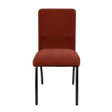 Чехол на стул Бирмингем терракот